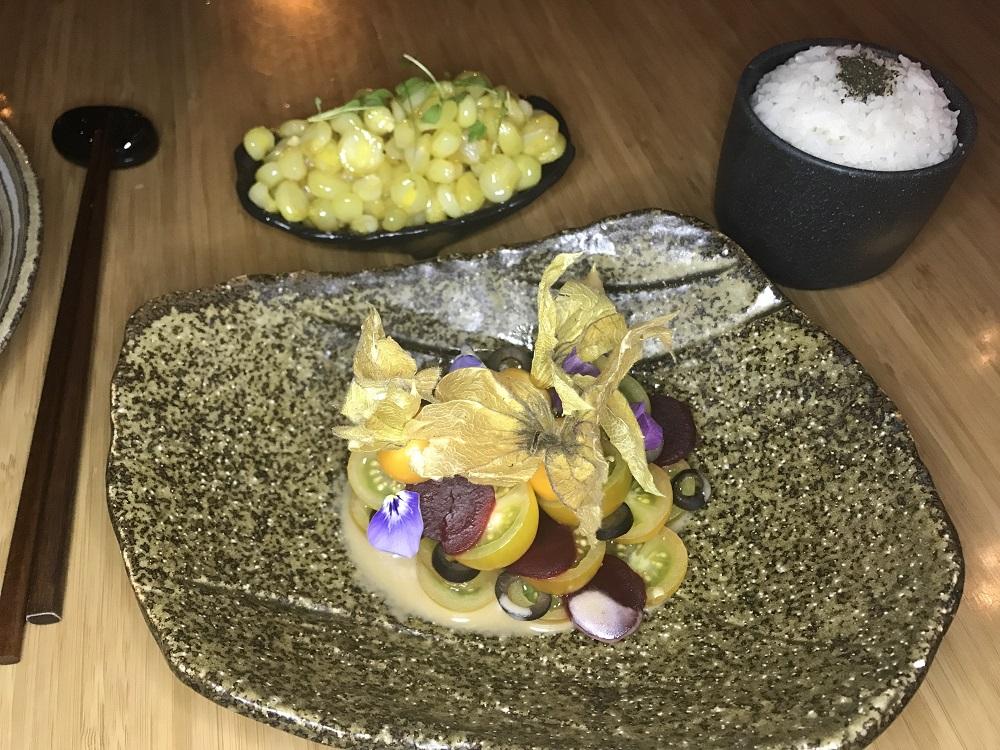 Art Night Park Plaza - Veggie Dish