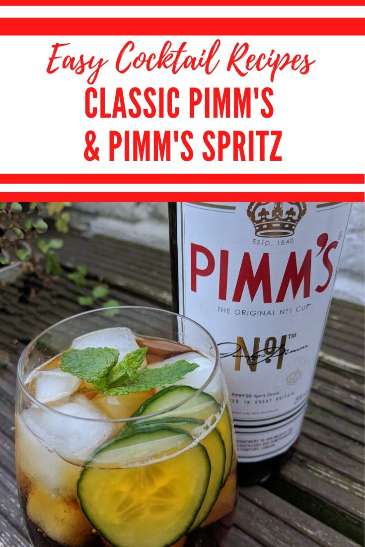 Pimm\'s Spritz - could this be your perfect Pimms?