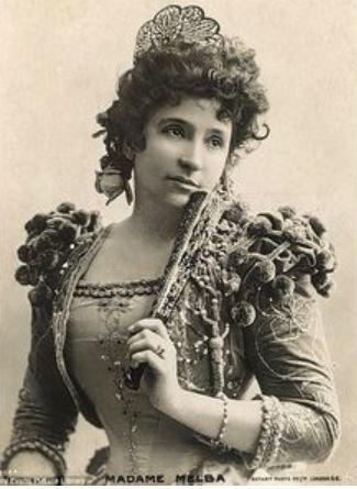 Dame Nellie Melba in Carmen
