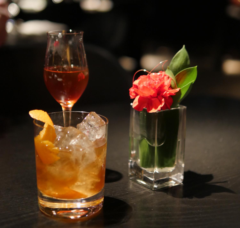 Dessert Cocktails - Hakkasan Dim Sum Sunday