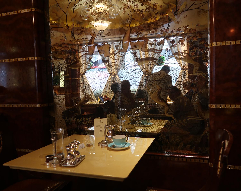 Deutz Champagne at the Rivoli Bar - The Ritz London