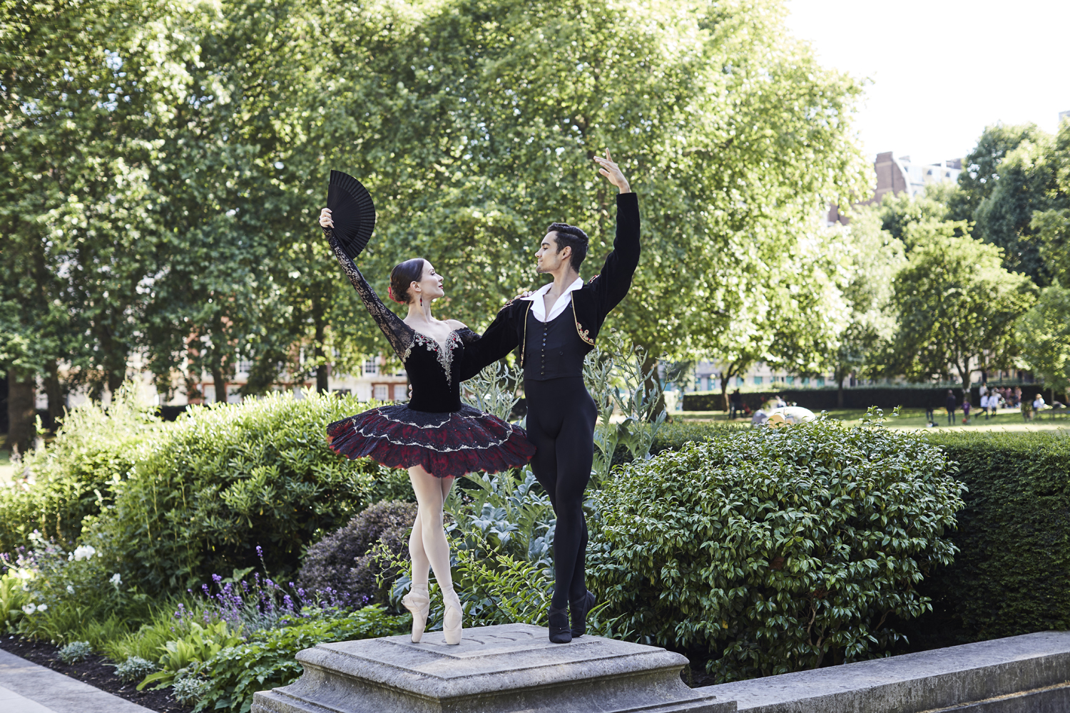 English National Ballet - Live in the Square - Grosvenor Square