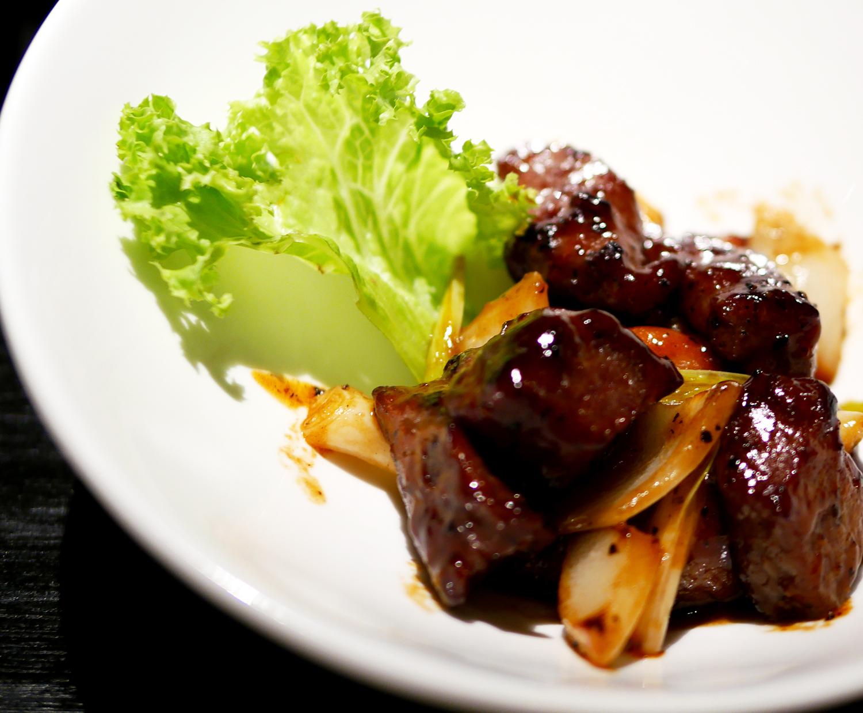 Hakkasan Dim Sum Sunday - Beef