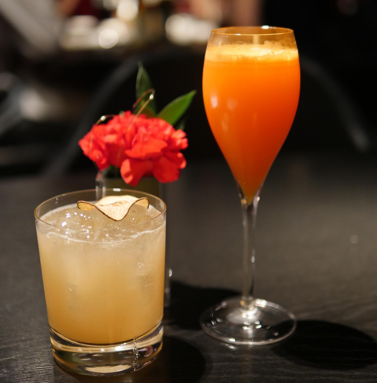 Hakkasan Hanway - cocktails