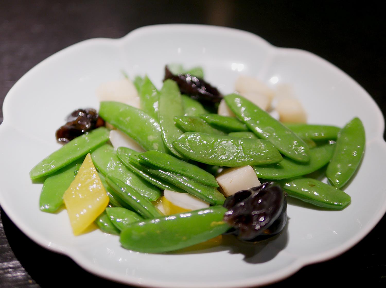 Hakkasan Dim Sum Sunday - vegetables