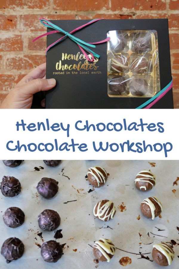 Henley Chocolates Stratford upon Avon - Chocolate Making Workshop