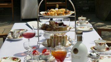 High Tea – The Angel Hotel Abergavenny