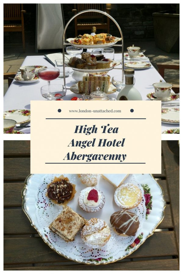 High Tea Angel Hotel Abergavenny