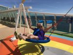 Independence of the Seas Swing