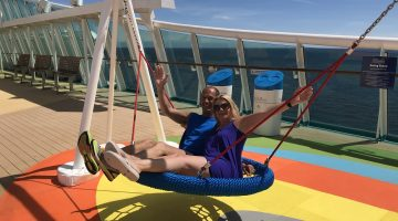 Mini Cruise Day Two – Royal Caribbean Independence of the Seas