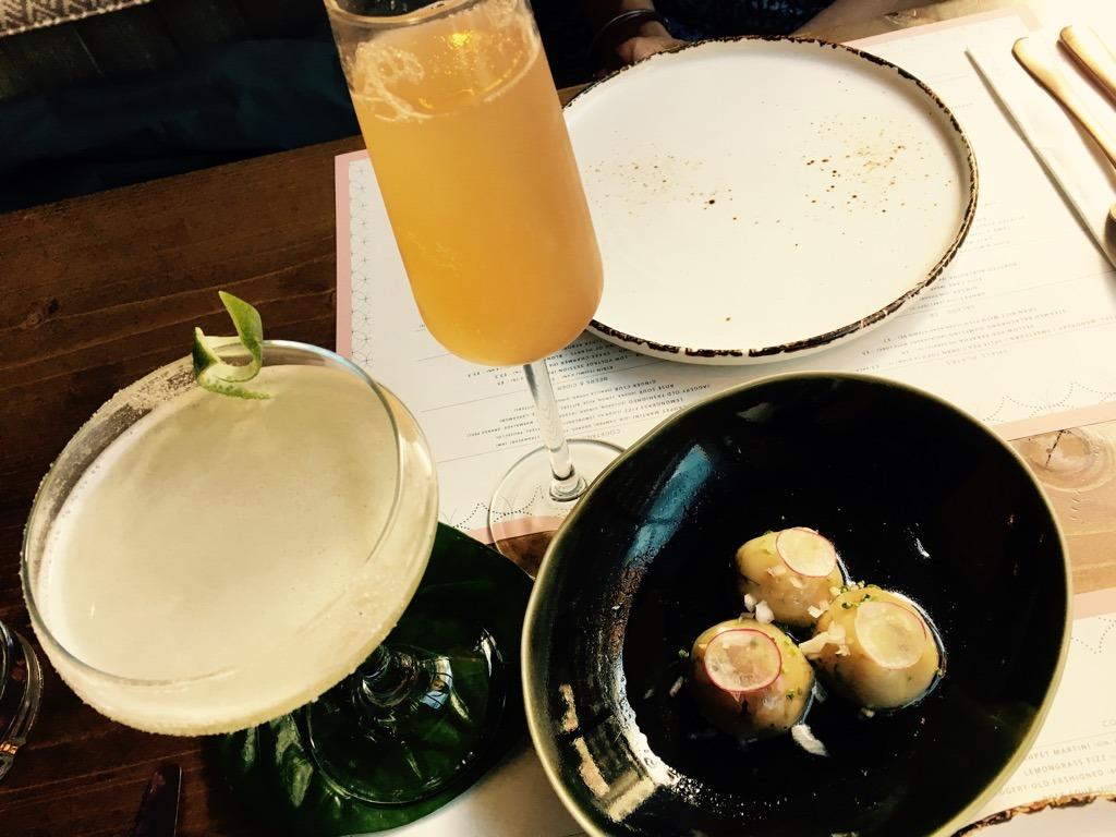 Lahpet cocktails