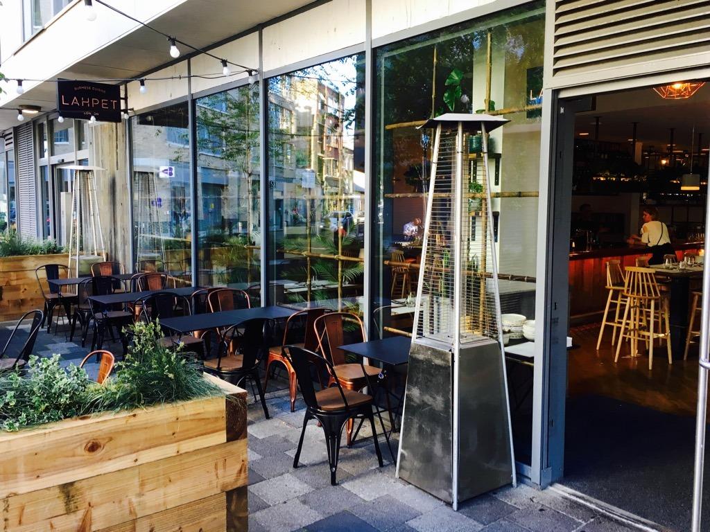 Lahpet Burmese Restaurant London