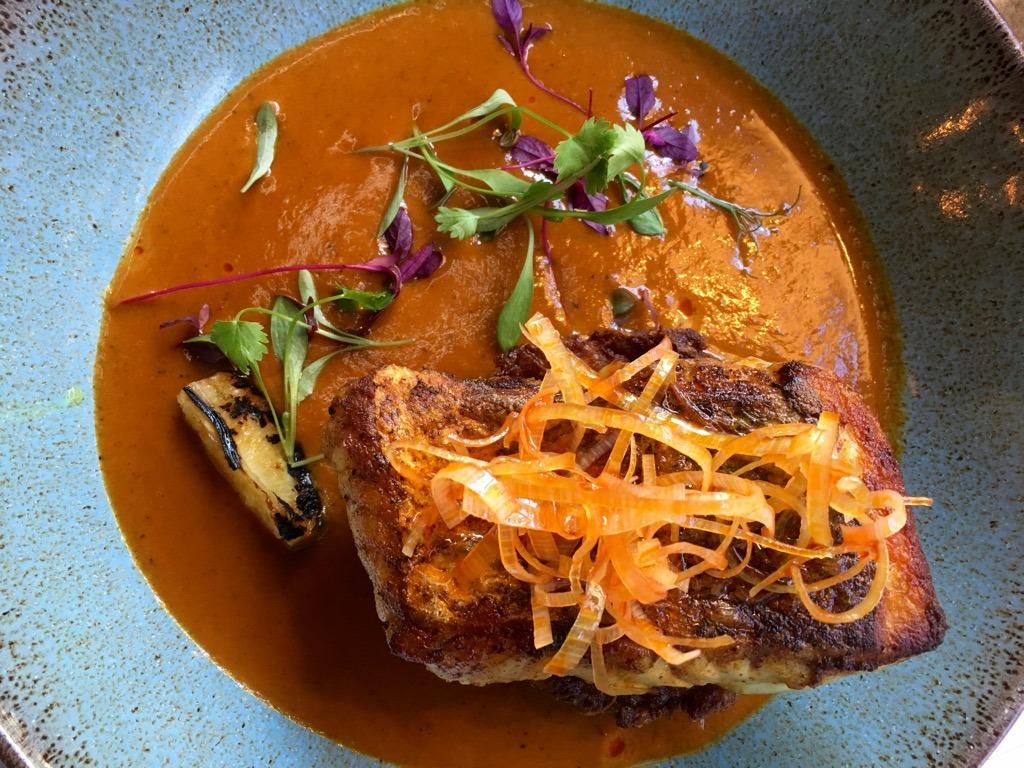 Lahpet hake - Burmese Restaurant London