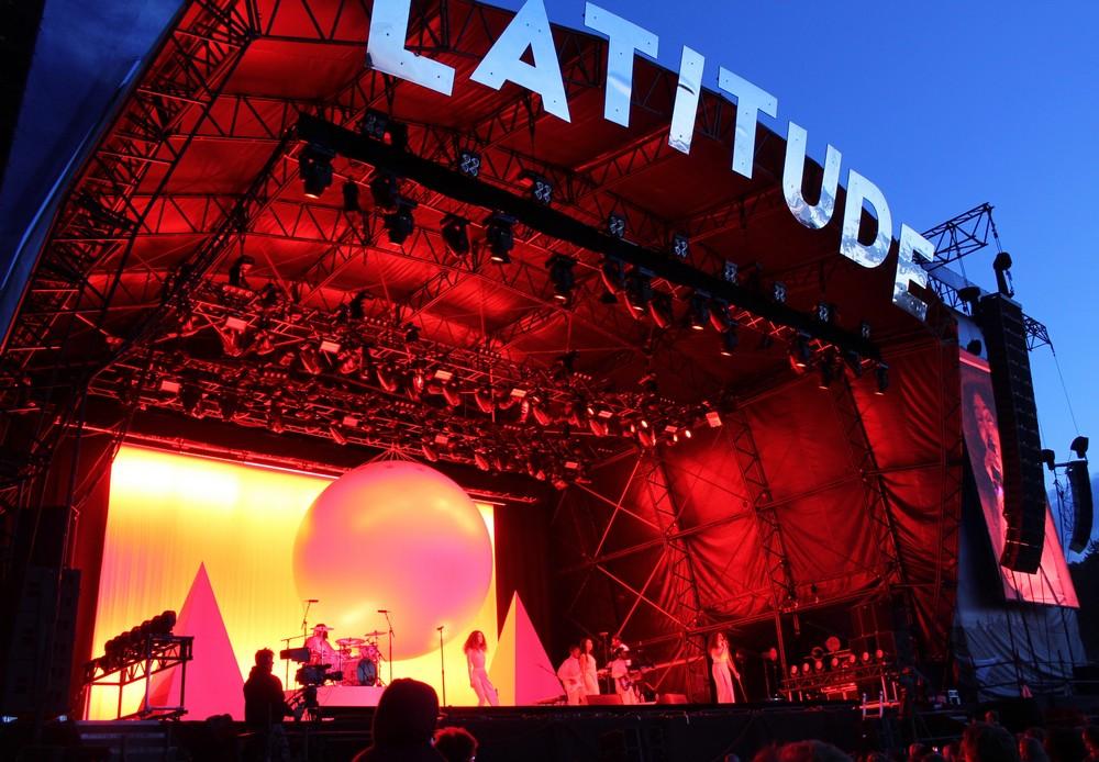 Latitude 2019 - Obelisk stage