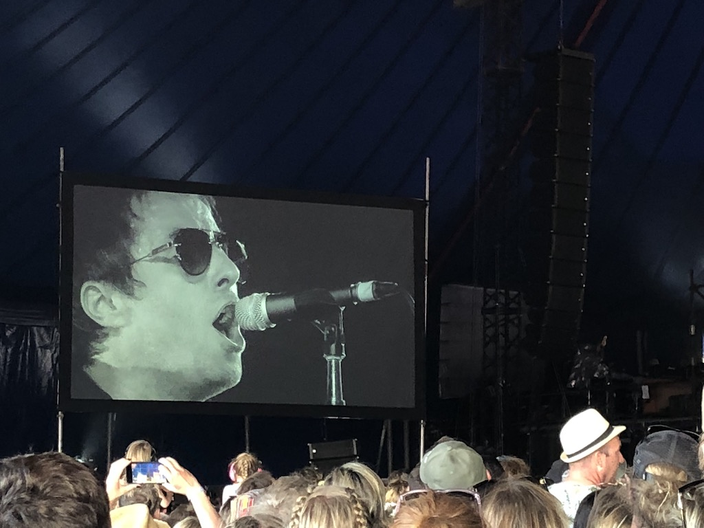 Latitude Liam Gallagher