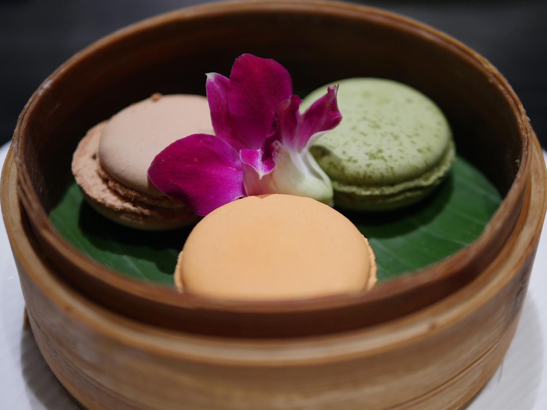Macaron - Hakkasan Dim Sum Sunday
