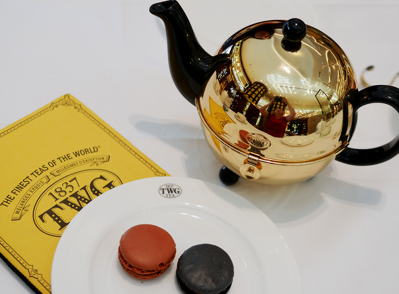 Macaron - TWG Tea Rooms