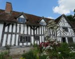 Mary Arden's Farm, the Tudor Kitchen and the Art of Chocolate.