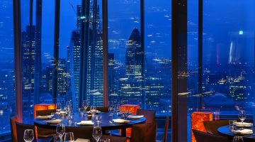The Best Views in London, Cocktails and Music!