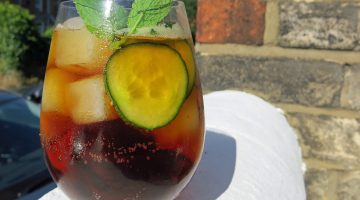 Pimm's – Recipe for Classic and Pimm's Spritz