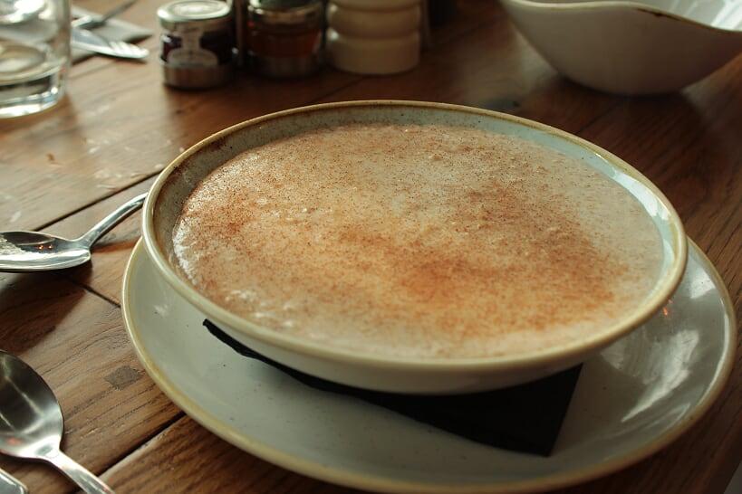 Alexander Pope porridge