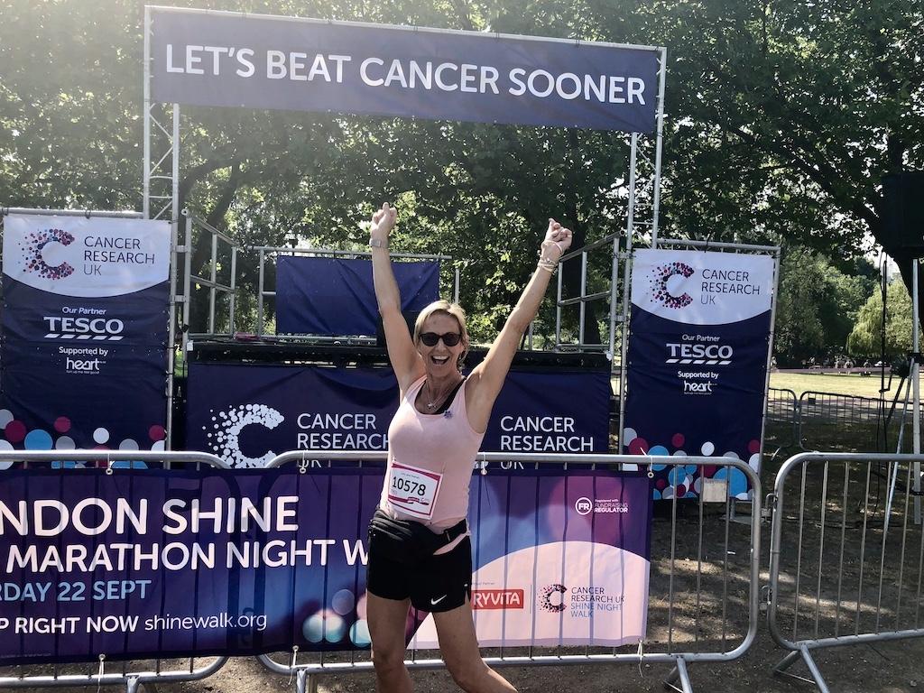 Race for LIfe 2018 Hampstead Heath