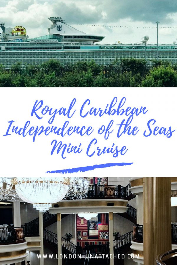 Royal Caribbean Independence of the Seas Mini Cruise
