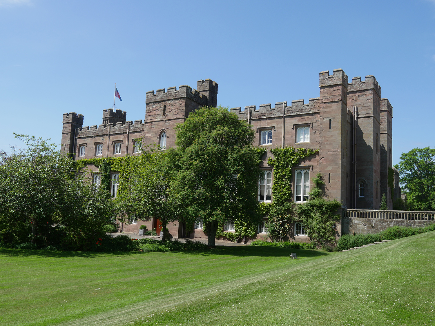 Scone Palace Exterior 3