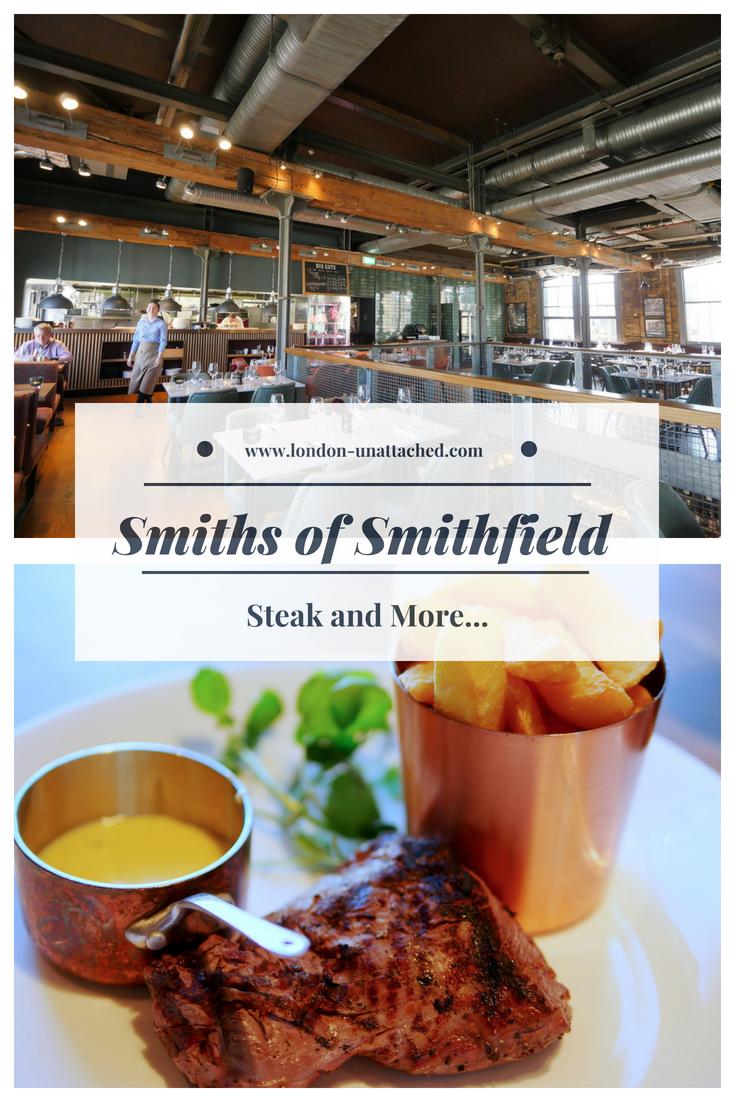 Smiths of Smithfield - Farringdon Steakhouse Review