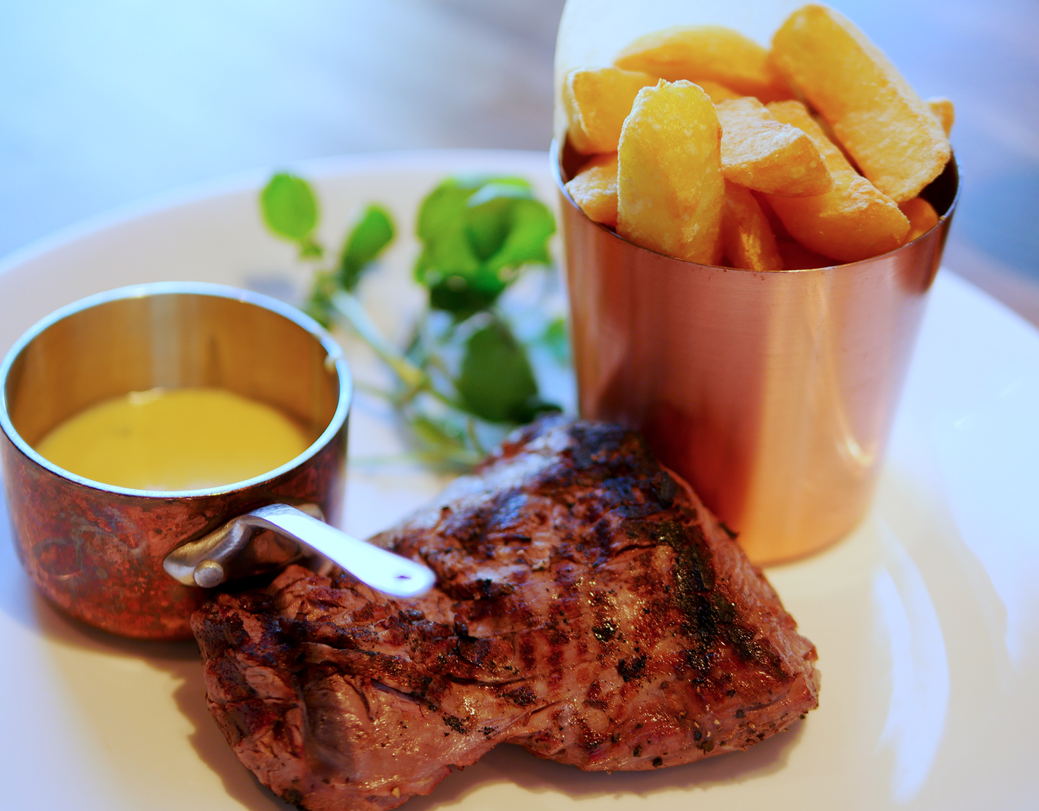 Smiths of Smithfield Grill Review - Fillet with Bearnaise