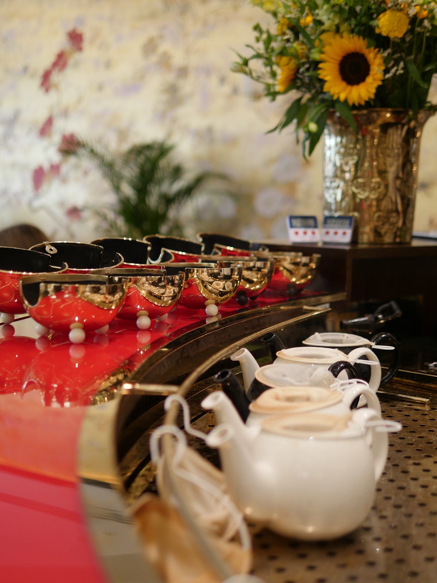 TWG Afternoon Tea SErvice