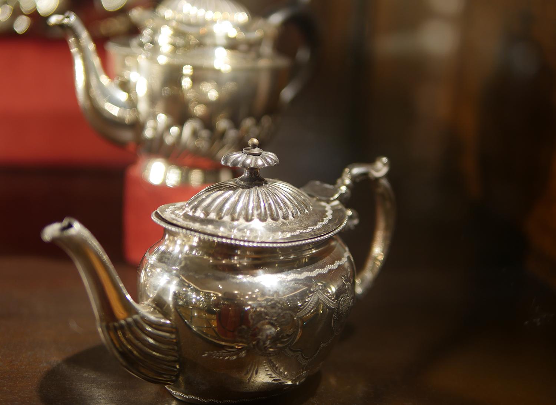 Tea Museum - Teapot