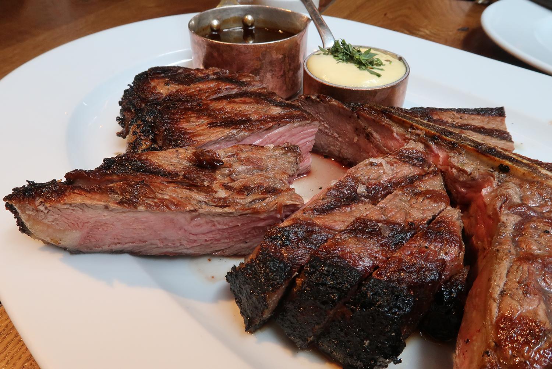 The Coal Shed - Porterhouse Steak