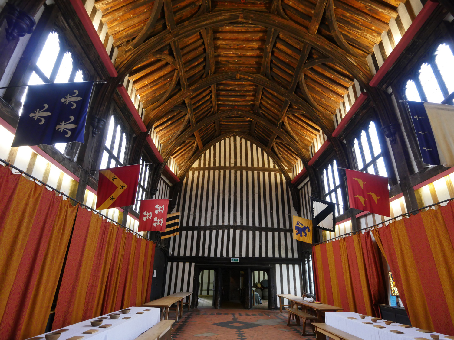 The Great Hall Gainsborough Old Hall