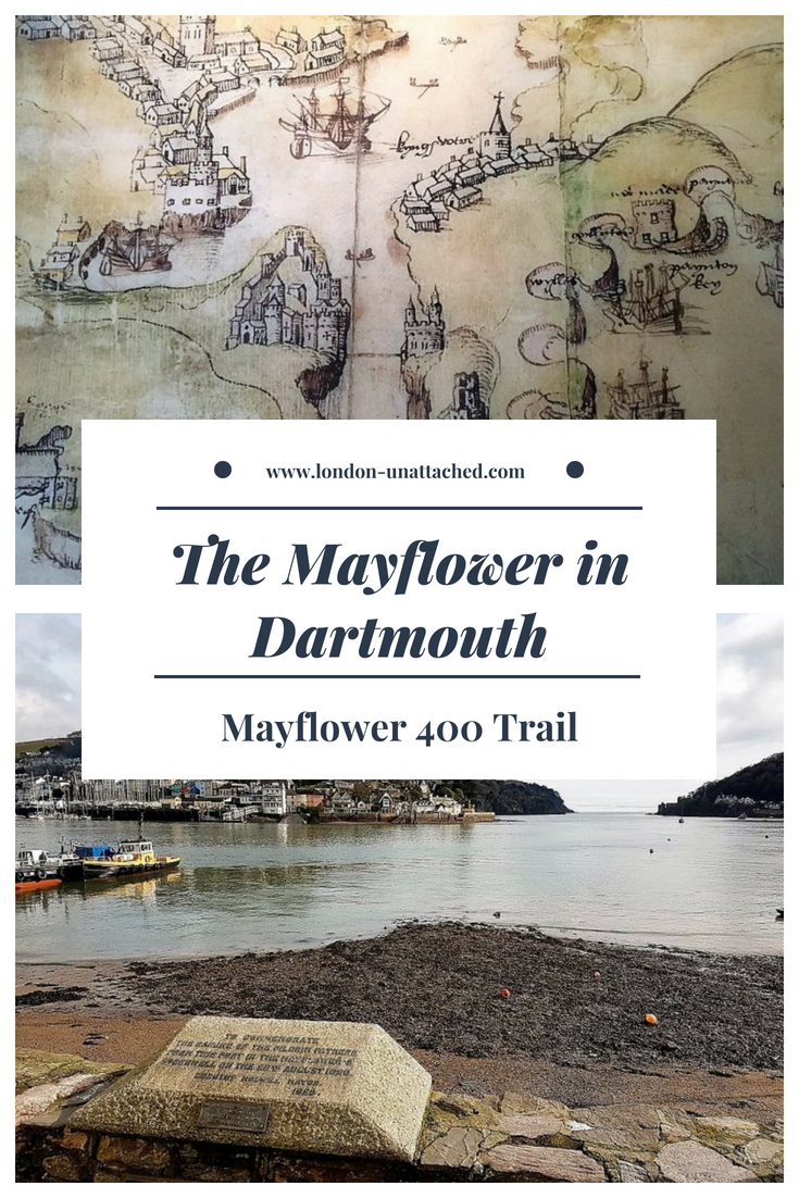 The Mayflower in Dartmouth - Mayflower 400 Trail - Mayflower Connections