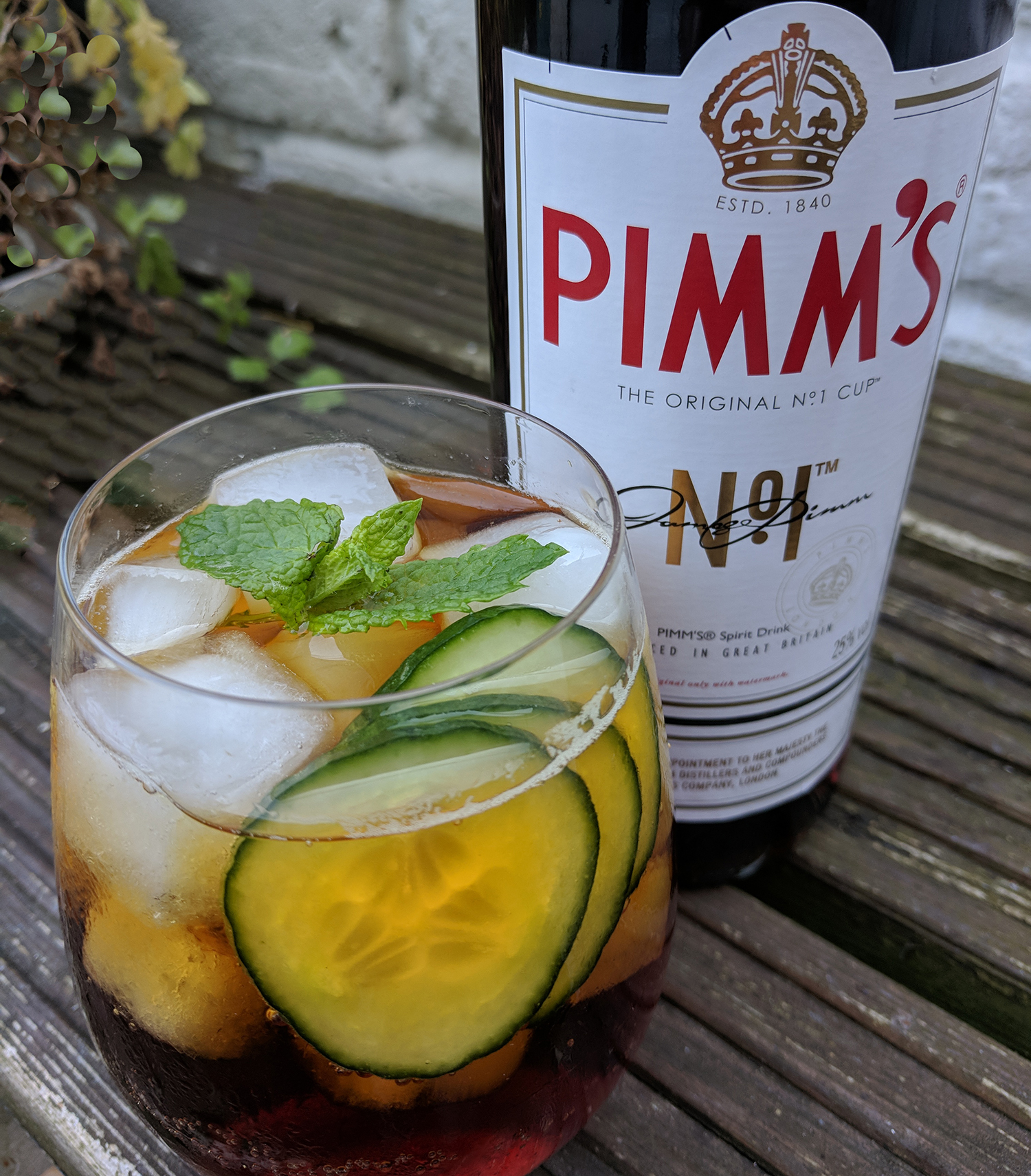 Perfect Pimm's