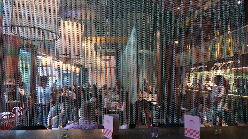 Wahaca White City interior