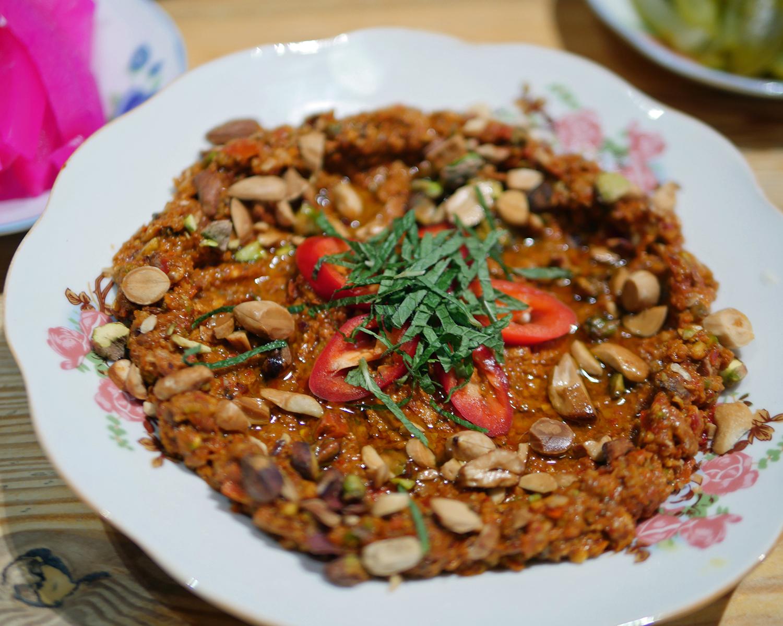 Yalla Yalla Beirut Street Food Muhhamara Hallabyah