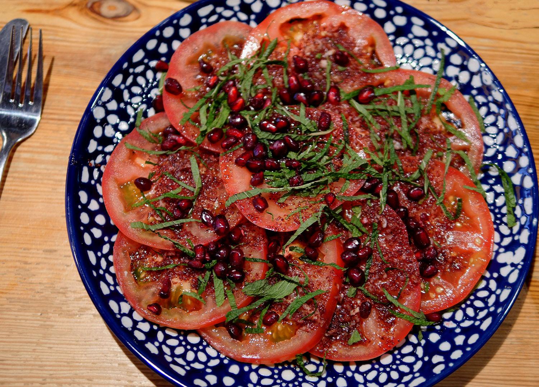Yalla Yalla - Village Tomato Salad