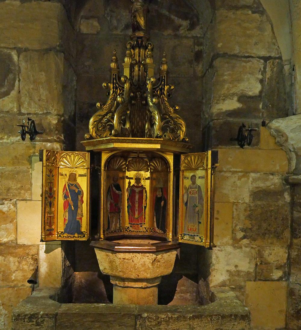 Baptismal Font York Minster