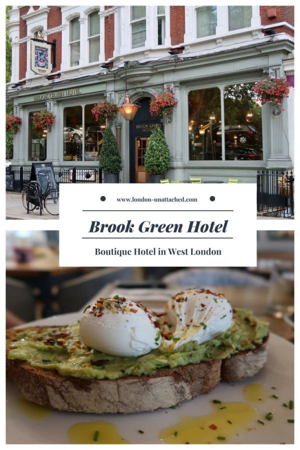 Brook Green Hotel - Boutique Hotel in West London