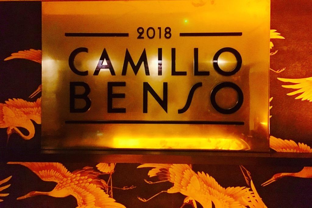 Camillo Benso logo