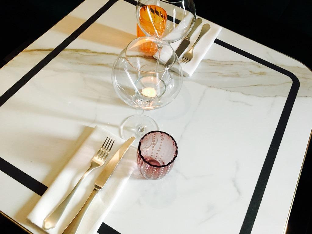 Camillo Benso table