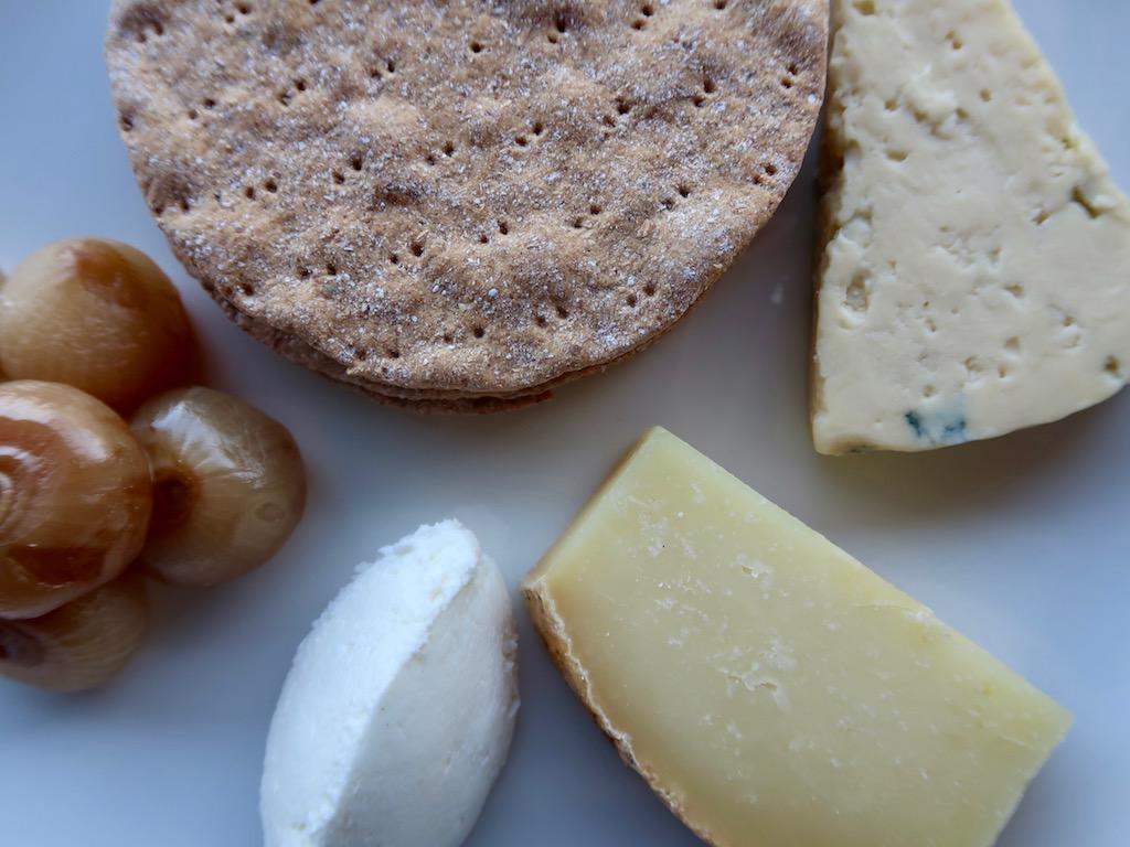 English Cheeseboard - Wellbourne