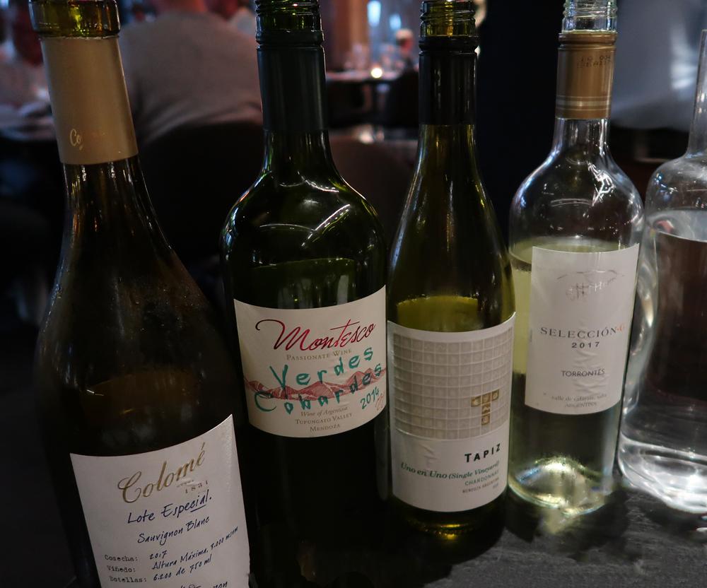 Gaucho White Wines
