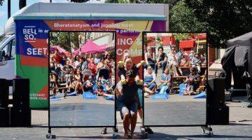 Gandini Juggling and Seeta Patel Dance – Sigma