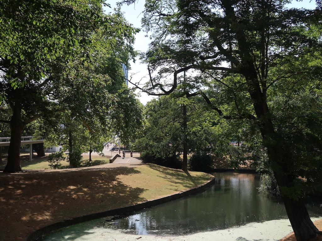 La Boverie park