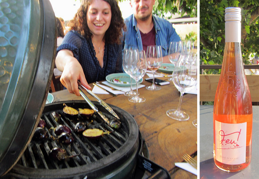 Loire Valley Wines - Rose Barbecue Wines