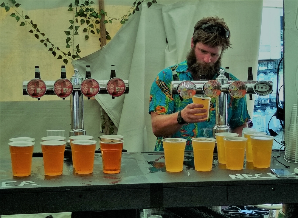 Neverworld festival- craft beers
