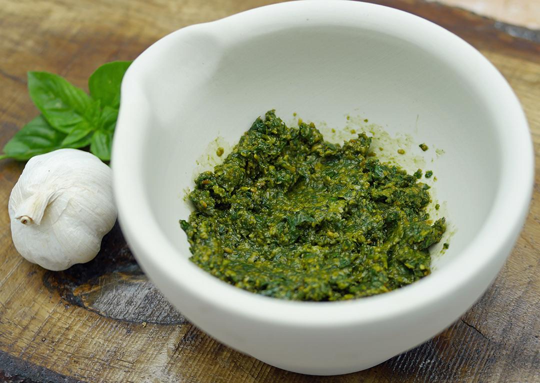 Nut Free Pesto Recipe